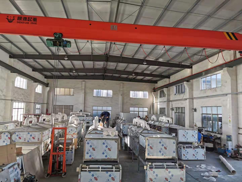 工厂生产场景