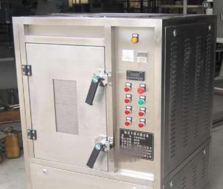 微波柜式加热机