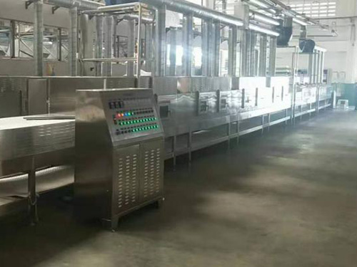 微波化工原料烘干机